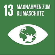 SDG13 - Maßnahmen zum Umweltschutz