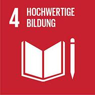 SDG4 - Hochwertige Bildung