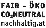 fair - öko - CO2-neutral - nachhaltig.at