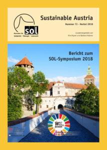 Cover Sustainable Austria 73