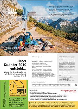 Cover SOL-Magazin 137