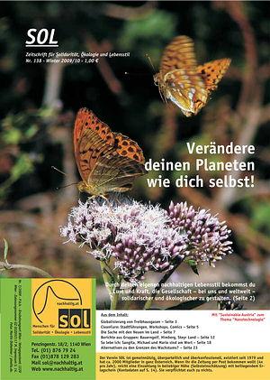 Cover SOL-Magazin 138