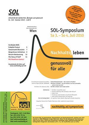 Cover SOL-Magazin 140