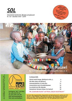 Cover SOL-Magazin 142