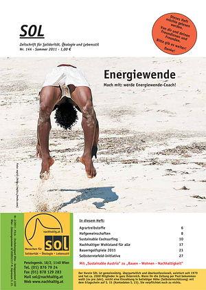 Cover SOL-Magazin 144