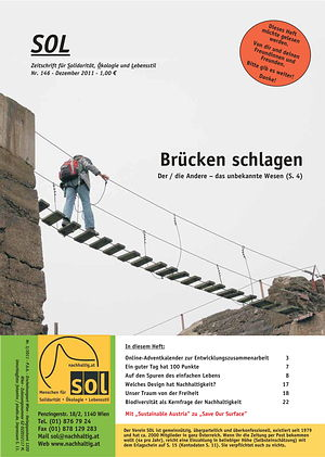 Cover SOL-Magazin 146