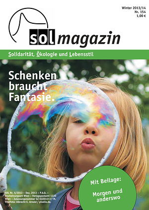 Cover SOL-Magazin 154
