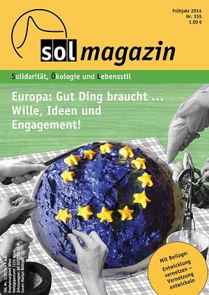 Cover SOL-Magazin 155