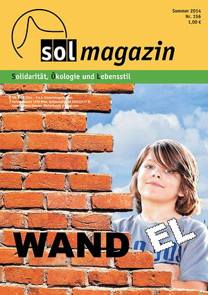 Cover SOL-Magazin 156
