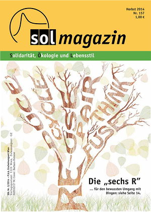Cover SOL-Magazin 157