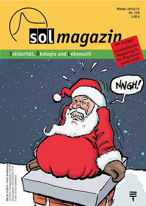 Cover SOL-Magazin 158