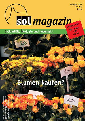 Cover SOL-Magazin 159