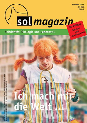 Cover SOL-Magazin 160