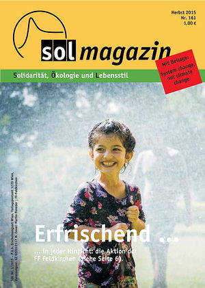 Cover SOL-Magazin 161