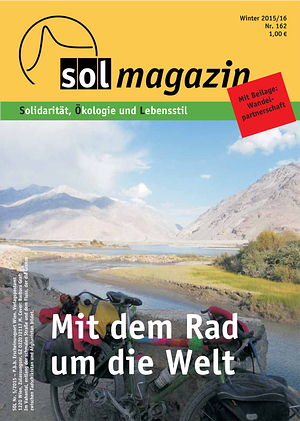 Cover SOL-Magazin 162