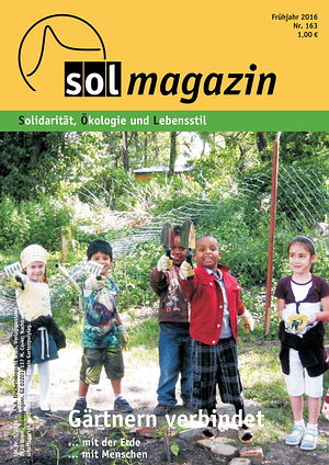 Cover SOL-Magazin 163