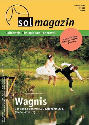 Cover SOL-Magazin 165