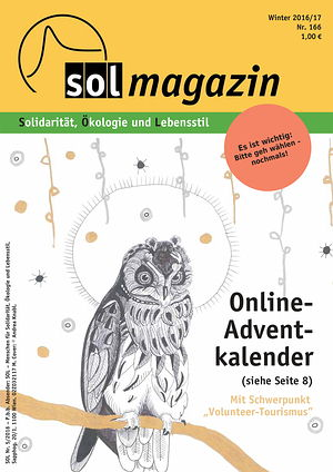 Cover SOL-Magazin 166