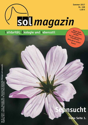 Cover SOL-Magazin 168