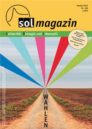 Cover SOL-Magazin 169