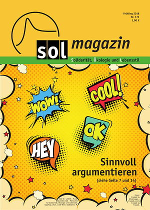 Cover SOL-Magazin 171