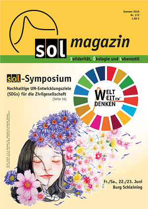 Cover SOL-Magazin 172