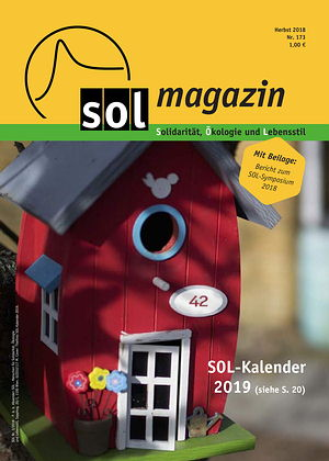 Cover SOL-Magazin 173