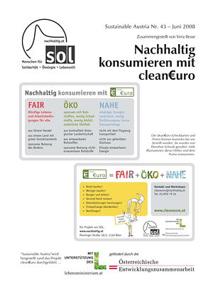 Cover Sustainable Austria Nr. 43