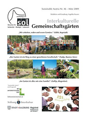 Cover Sustainable Austria Nr. 46