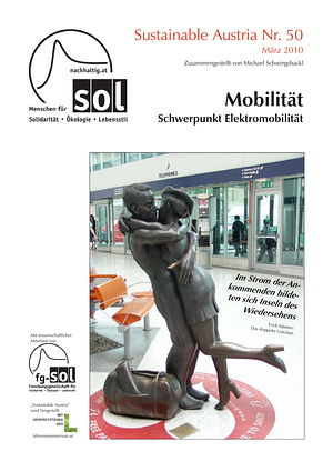 Cover Sustainable Austria Nr. 50