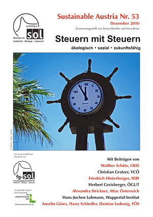 Cover Sustainable Austria Nr. 53