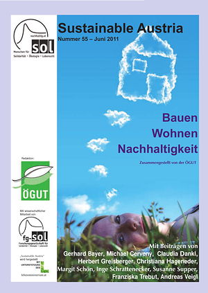 Cover Sustainable Austria Nr. 55