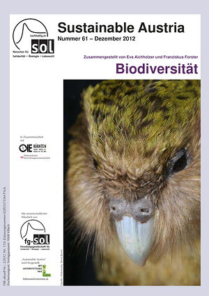 Cover Sustainable Austria Nr. 61