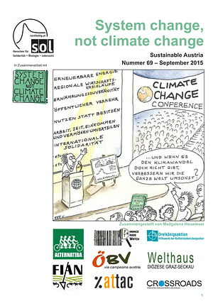 Cover Sustainable Austria Nr. 69