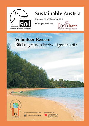 Cover Sustainable Austria Nr. 71