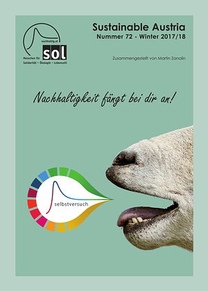 Cover Sustainable Austria Nr. 72