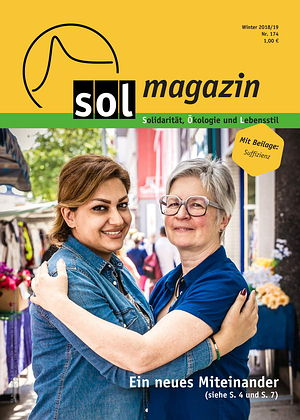 Cover SOL-Magazin 174