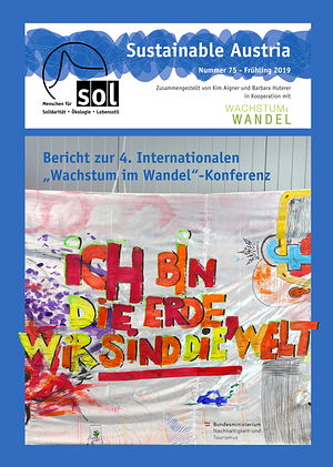 Cover Sustainable Austria Nr. 75