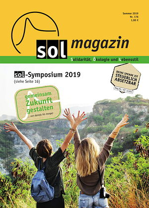 Cover SOL-Magazin 176
