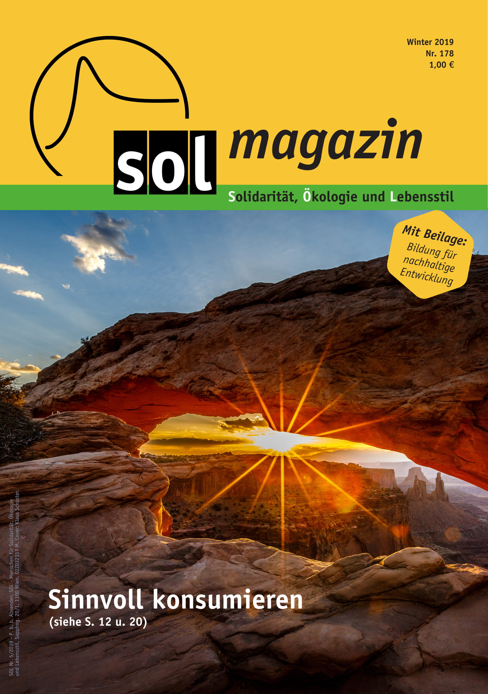 Cover SOL-Magazin 177