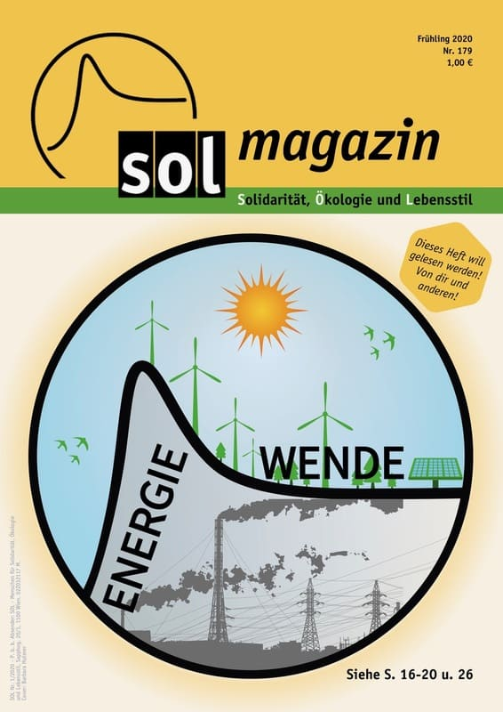 Cover SOL-Magazin 179