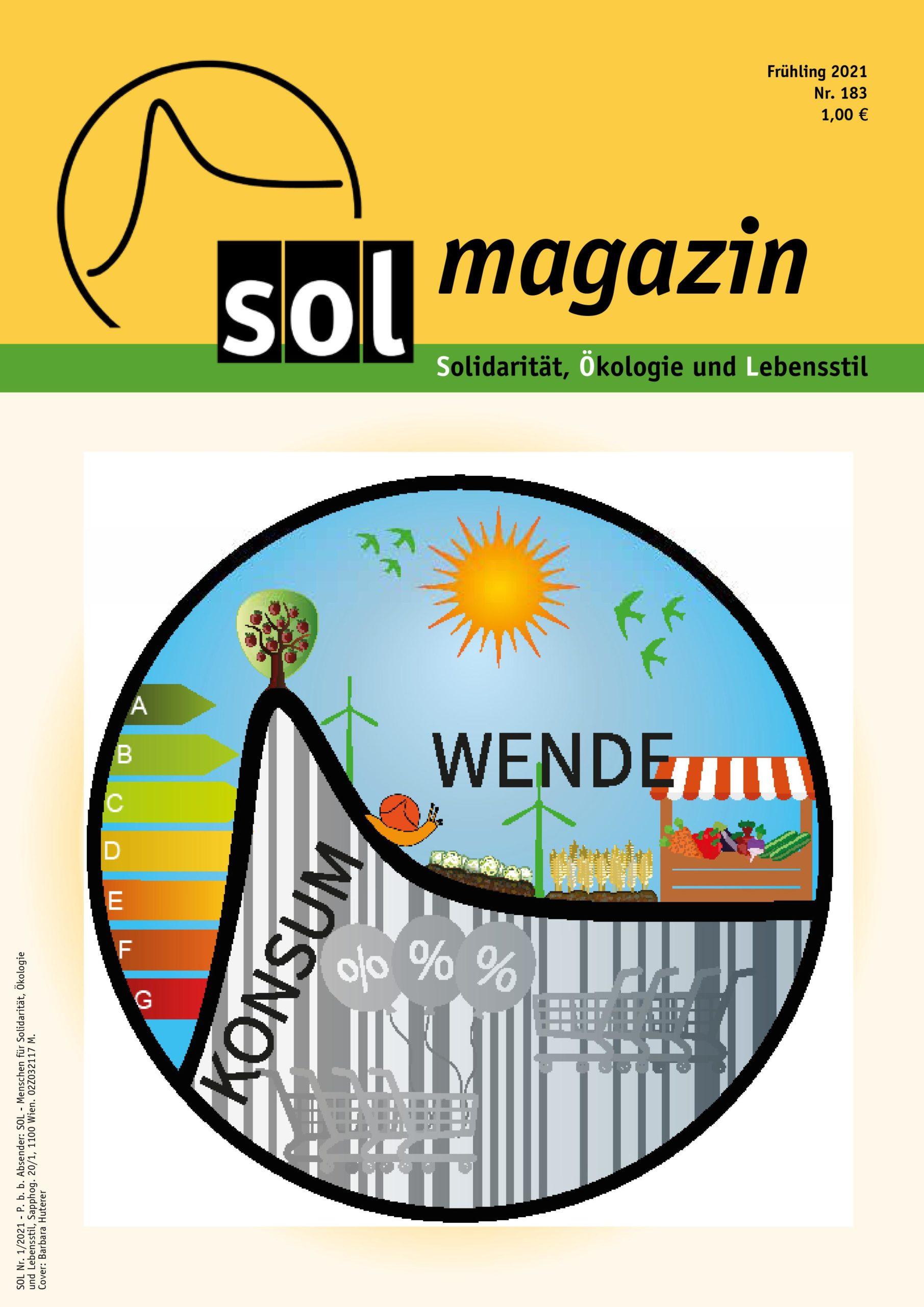 Cover SOL-Magazin 183