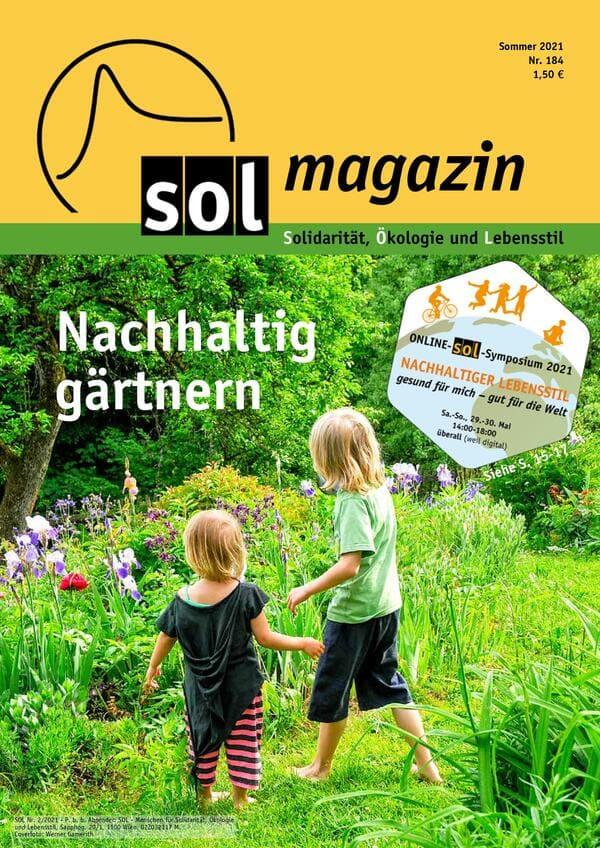 Cover SOL-Magazin 184