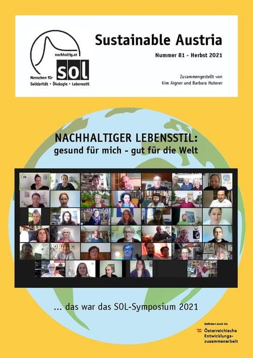 Cover Sustainable Austria 79